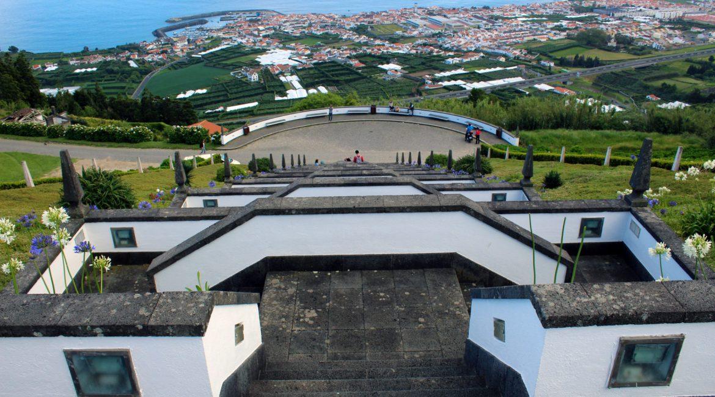 Miradouro Nossa Senhora da Paz | Vila Franca do Campo