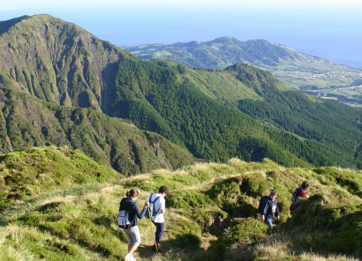 Trilho do Pico da Vara | Nordeste