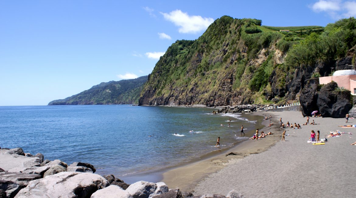 The best beaches in São Miguel island – Azores