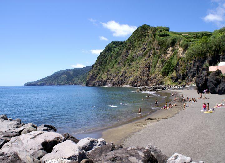 Férias de praia em São Miguel
