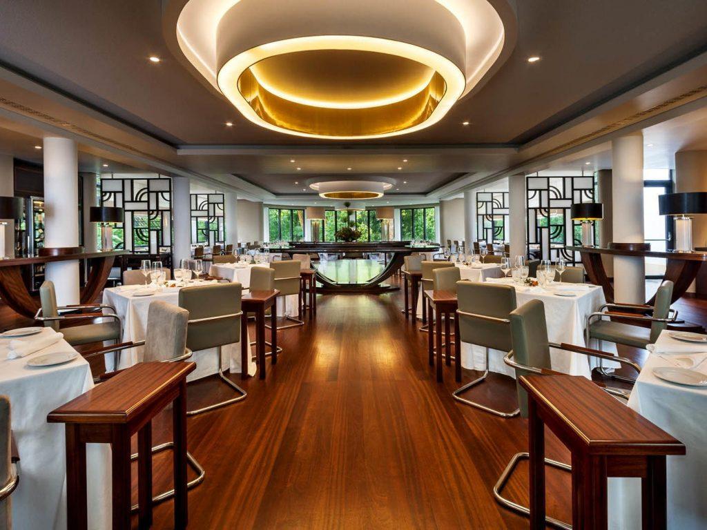 Restaurante do Hotel Terra Nostra