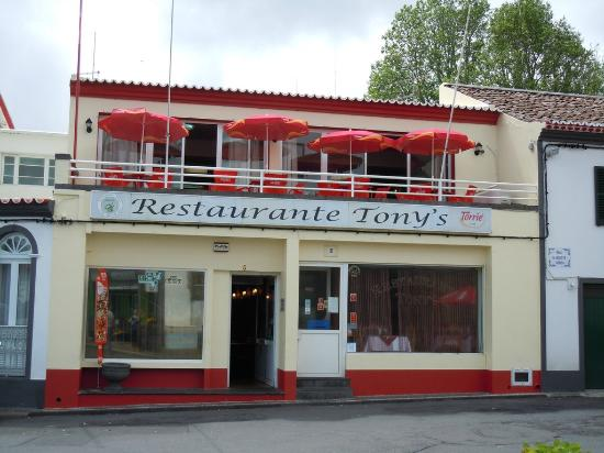 Restaurante Tonys Furnas